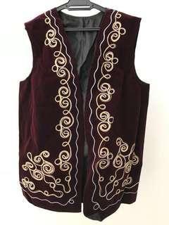 🆓Postage* NEW Cultural Vest #PRECNY60