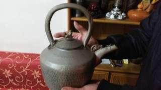 🚚 30年前的水壺