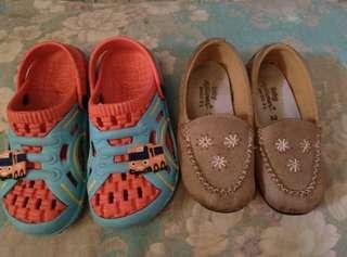Take all Sepatu Baby Millioner Dan Sandal