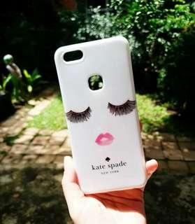 Casing Brand Kate Spade for Oppo Xiaomi Iphone Vivo Samsung