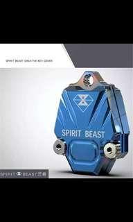 Spirit Beast Keyshell (INSTOCK)
