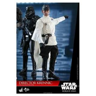 [PRE ORDER] Hot Toys - Movie Masterpiece Series MMS519 - Solo: A Star Wars Story - Director Krennic