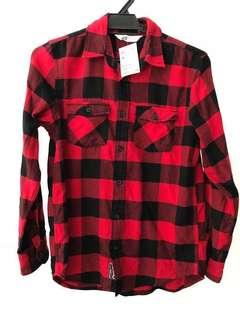 🆓Postage* H&M Kids Checkered Shirt #PRECNY60