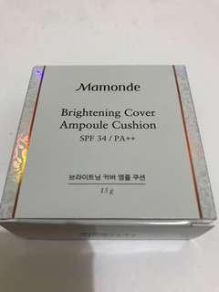 Mamonde Brightening Cover Ampoule Cushion Shade 23N