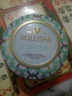 🚚 Voluspa華麗年代 悠遊太平洋 錫盒 香氛蠟燭 127g Casa Pacifica(113g)