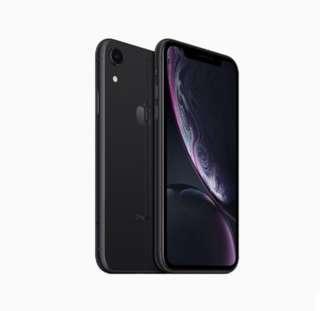 ➕全新➕未拆封IPhone XR 128g 6.1吋黑色