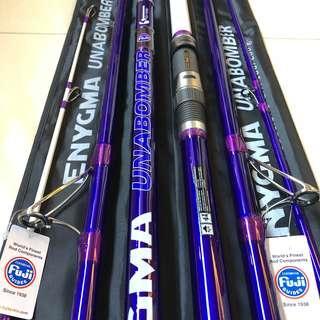VERCELLI Full Fuji Surf Cast Fishing Rod