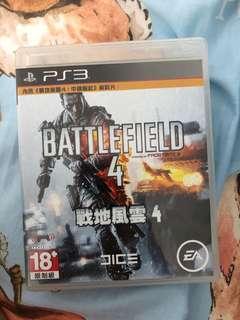PS3 Battlefield 4 戰地風雲四