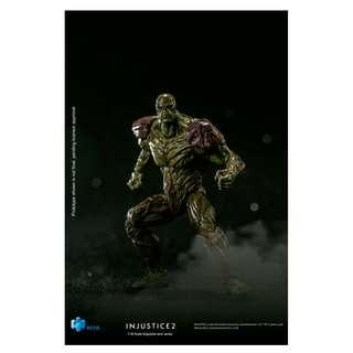 [PRE ORDER] Hiya Toys - LD0034 - Injustice 2 - Swamp Thing 1/18 Scale Action Figure