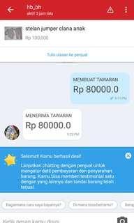 account penipu
