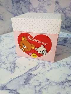 🚚 🐻拉拉熊-爆炸卡片禮物盒🎁