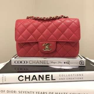 Chanel Mini Rectangular Caviar