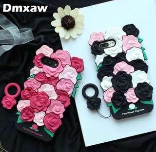 Iphone 7/8 Plus Fantasy Rose Casing
