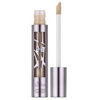 🚚 Urban decay all nighter full coverage concealer