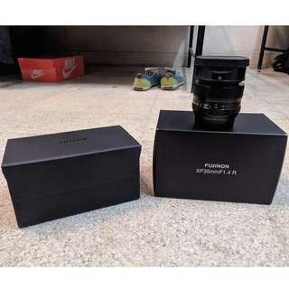Fuji XF 35mm f/1.4R