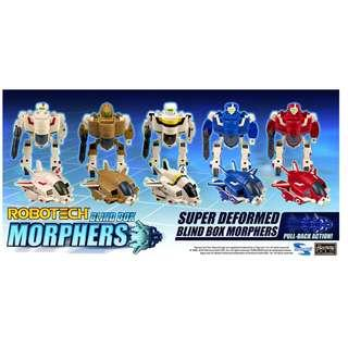 [PRE ORDER] Toynami - Robotech - Super Deformed Veritech Morpher - Set of 5