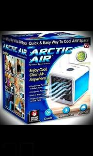 Arctic portable air cooler
