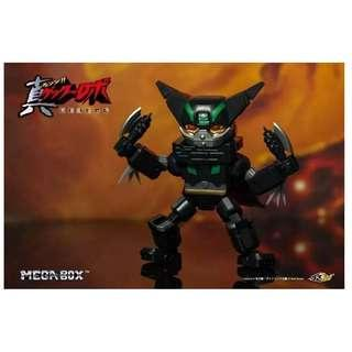 [PRE ORDER] 52 Toys - Megabox MB-05B - Black Getter Robo