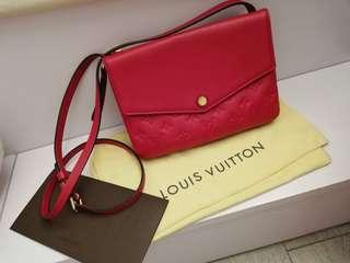LV twice bag