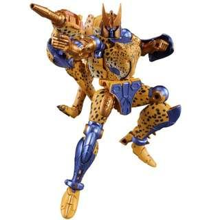 [PRE ORDER] TakaraTomy - Transformers Masterpiece MP-34 - Cheetor (Reissue)