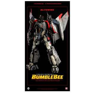 [PRE ORDER] ThreeA - Deluxe Scale Collectible Series - Transformers: Bumblebee - Blitzwing