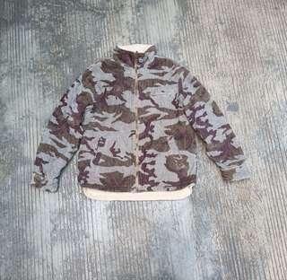 Jaket anak 10-12 tahun