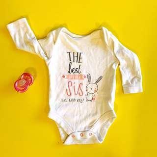 Mothercare Newborn Romper