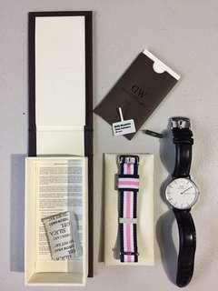 Authentic DW Southhampton Dress Watch 36mm