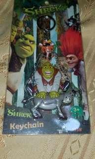 Shrek 史力加鎖匙扣