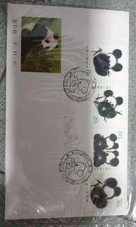Panda Stamp