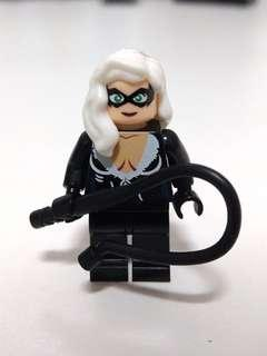 Lego Compatible Black Cat