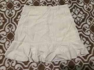 Kirin kirin white skirt