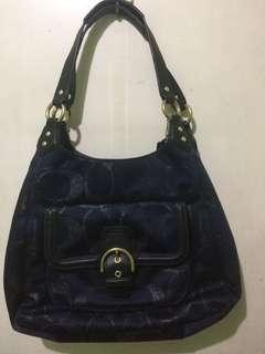 Coach shoulder bag original new w/o tag