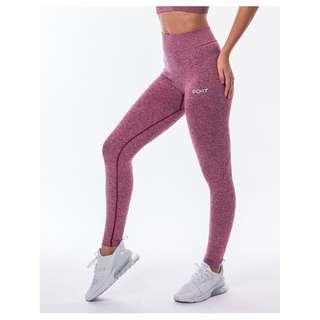 ECHT Arise Leggings Azalea Pink Marle Seamless Detail SOLD OUT STYLE GymShark Twotags Elite Eleven