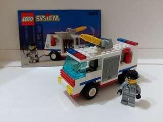 95年 Lego System #6614 (絕版)