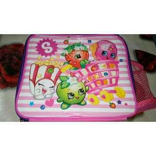 SHOPKINS Insulated Lunch Bag