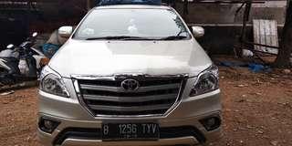 Kijang innova  G luxury 2014 bensin