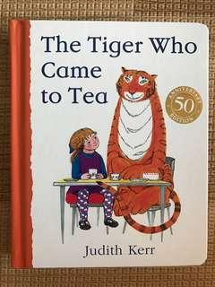 BN The Tiger Who Came To Tea (Board Book)