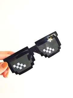 🚚 Dap 眼鏡 2d 造型眼鏡
