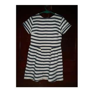 Just G. Stripes Dress