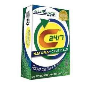 C24/7 Natura-Ceuticals (30caps) Food Supplement