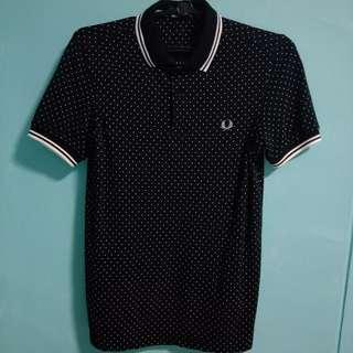 Fred Perry Polka Dot Polo
