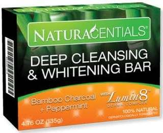 Naturacentials Deep Cleansing & Whitening Bar