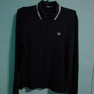 Fred Perry Long Sleeve Polo