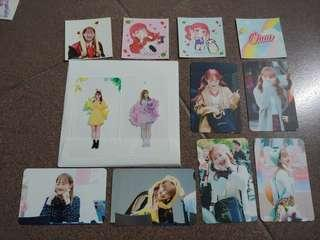 loona chuu pc & sticker