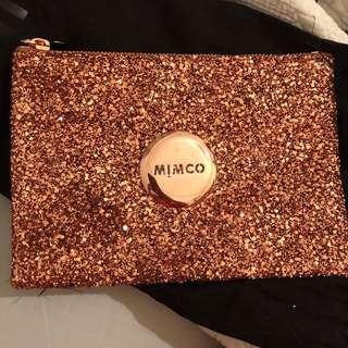 Mimco sparks fly medium pouch