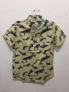 Hawaiian Shirt Fish