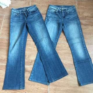 Levi's Jeans (Bold Curve Classic Bootcut)