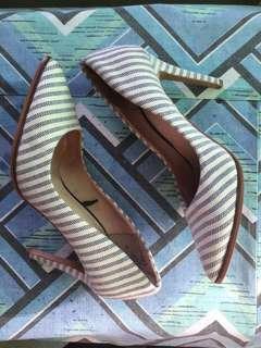 H&M Striped Pumps - Size 38