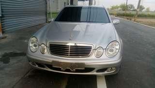 2003出廠 賓士 W211  E200K  1.8